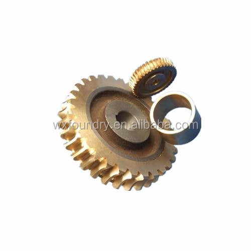 Wuxi Metal Foundry Factory Copper/Brass/Bronze Die Cast/Sand Cast