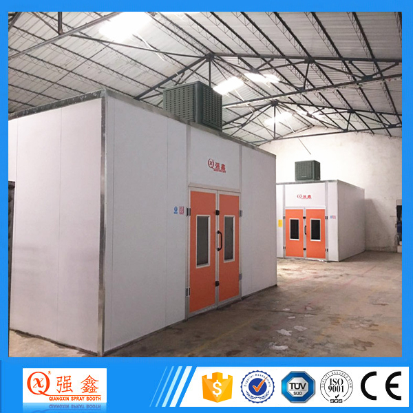Qiangxin QX3000 OEM & ODM Design Spray Painting Line for Home Furniture