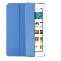 Ultra Slim Smart Cover PU Leather Case Stand for ipad air 2 case