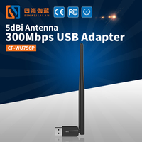 For IPTV USB Wifi Wifi Adapter For Android Tablet Laptops USB 2.0 Wireless 802.11n Driver