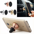 Multifonctional universal car 360 degree clamp custom logo adjustable air vent airframe magnetic smartphone mount holder clips
