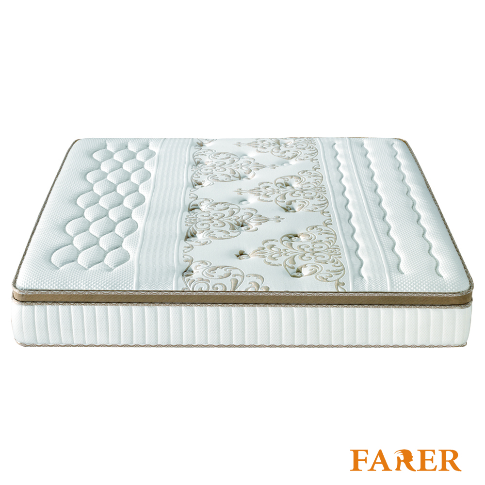 high quality korea tourmaline natural coconut palm mattress made in China - Jozy Mattress | Jozy.net