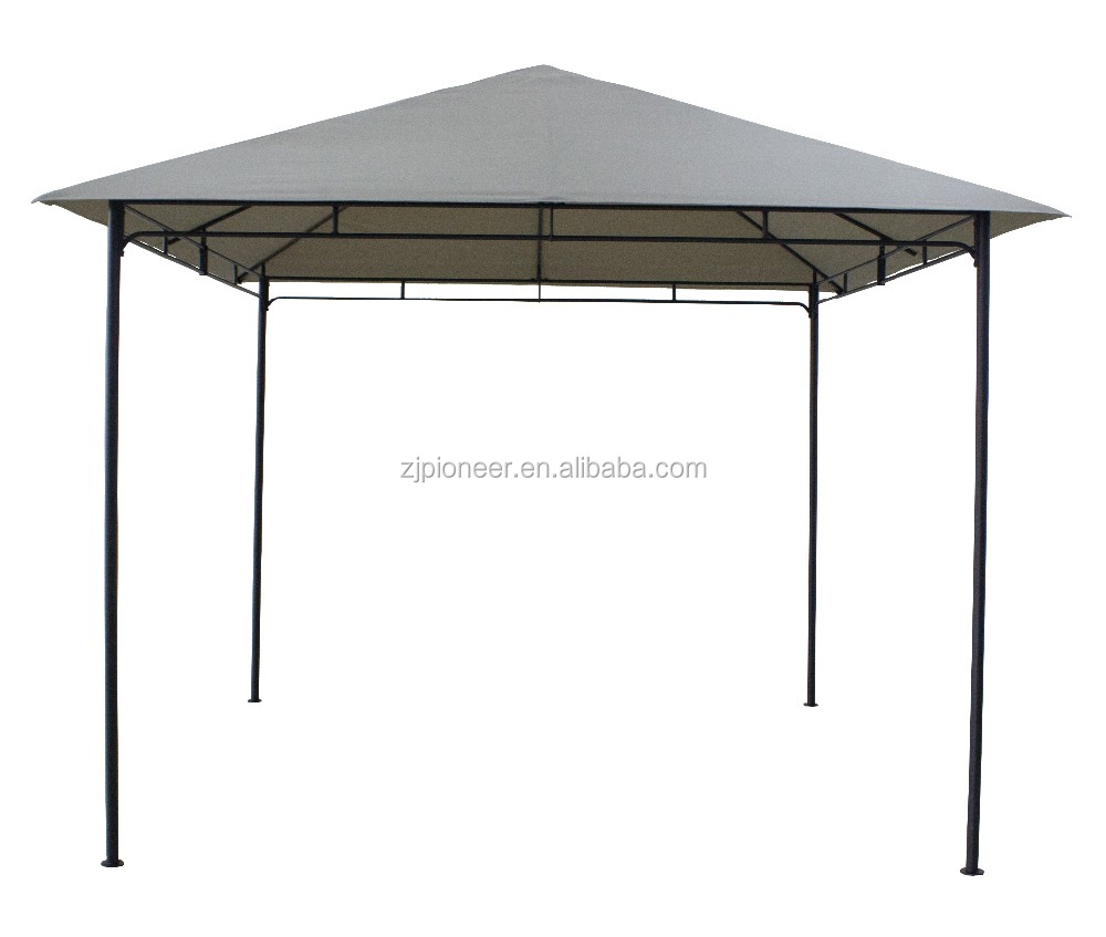 3X3 Promotinal Metal Gazebo Pavillion for garden, lawn&patio