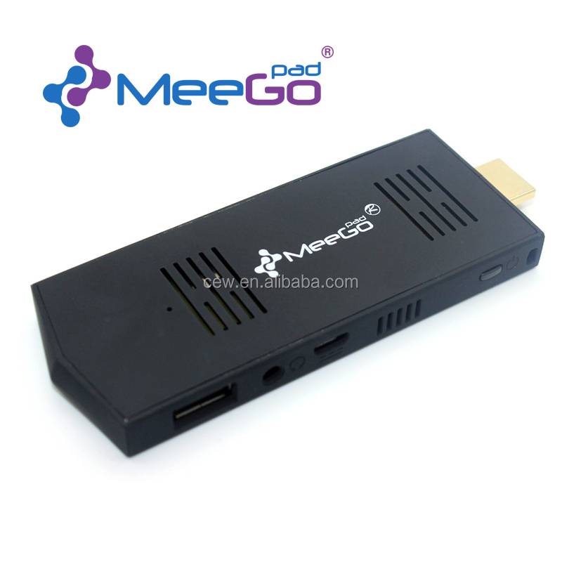 In stock ! MeeGoPad <strong>A02</strong> Remix OS Allwinner A83 Octa Core TV Stick 1GB/2GB Wifi Android6.0 mini pc