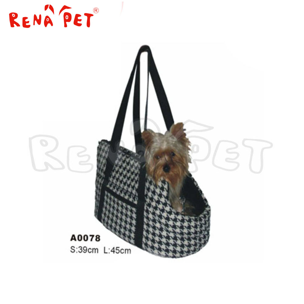 A0078 high quality commercial Pet product pet dog beds plush boat pet dog bed