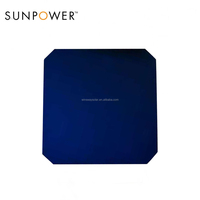 2018 Cheap Price Sunpower 125*125 Monocrystalline Silicon Flexible Solar Cell