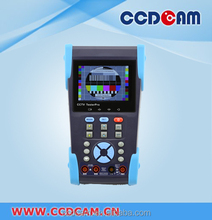 "3.5"" LCD CCTV Tester with IP Address Search and Wire Tracking Digital LCD Network Cable Tester Multi-function"