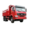 SINOTRUK HOWO 16 cubic meter 10 wheel dump truck for sale