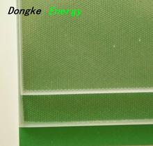 3.2mm solar panel glass with AR coating