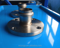 Stainless Steel Flange Coupling Pipe Press Fitting