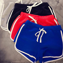 Wholesale Womens Athletic Training Gym Shorts/Sports Running Womens shorts