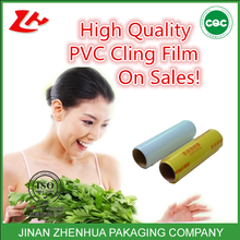 pvc cling film,keep fresh anti-fogging food preservation film