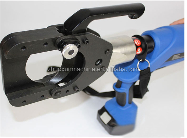 EZ-85 battery hydraulic cable cutter factory tools