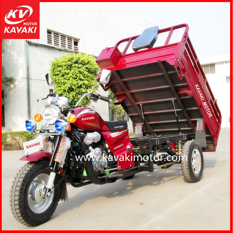 Guangzhou supply 150 cc and 200 cc displacement three-wheeled motorcycle cargo