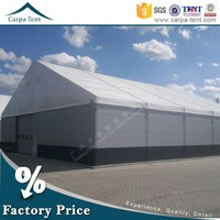 Wind Resistant Modular Warehouse Tent Top Quality Marquee Canopy Sale In Guangzhou