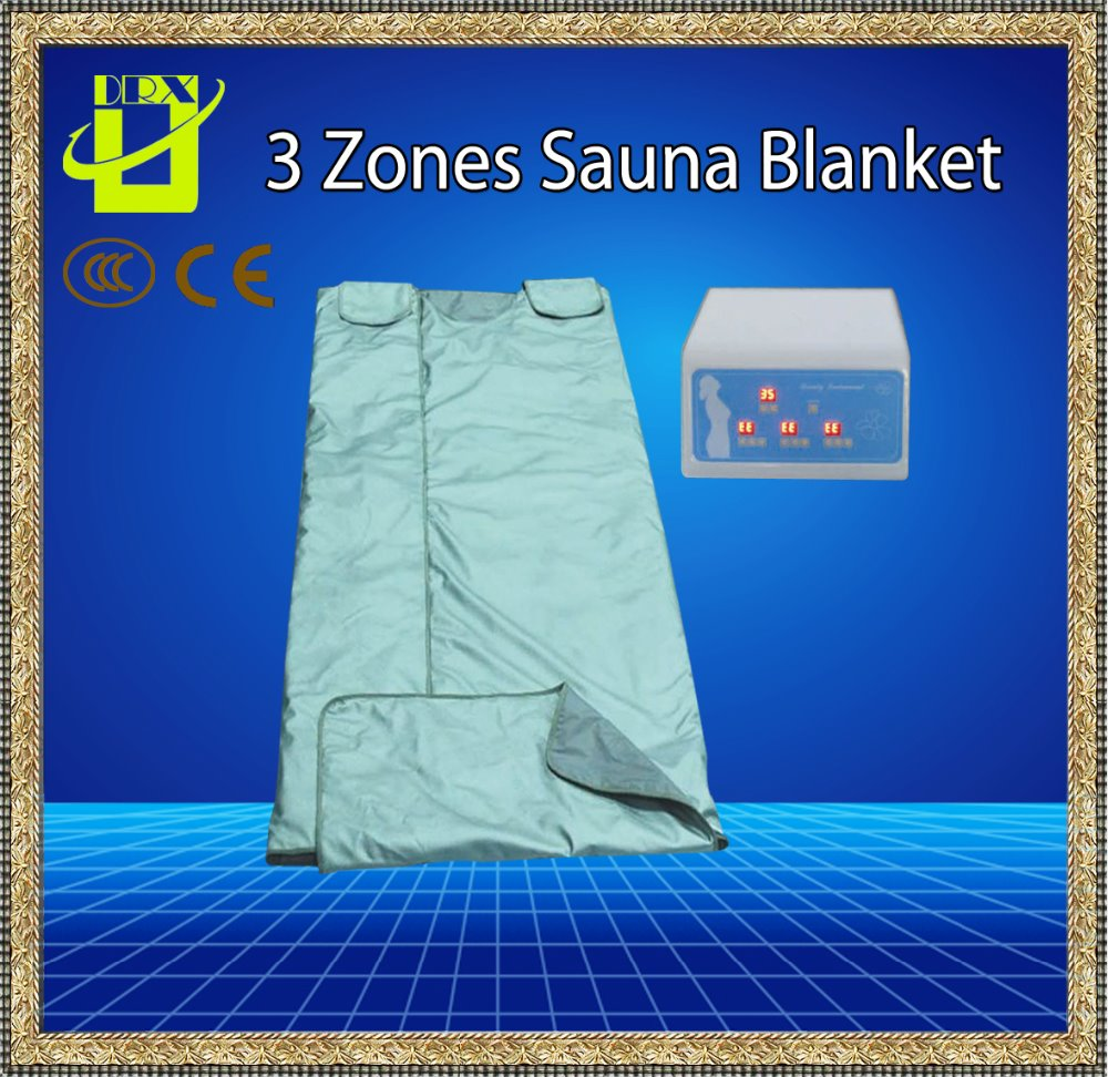 Weight loss Sauna Waterproof Infrared Blanket/Far Infrared Sauna Blanket