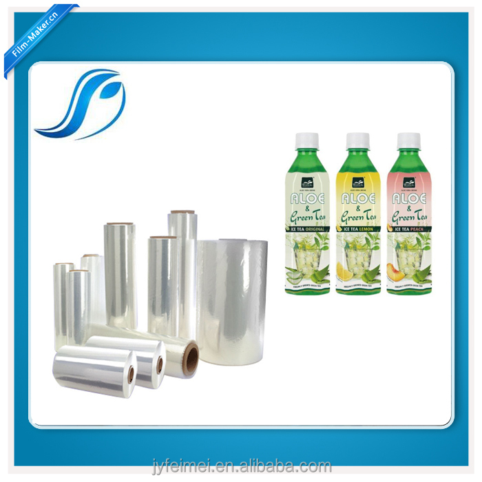 Soft Hardness and Transparent Transparency Super Clear PVC Film