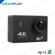 OEM Factory Low Price Waterproof WIFI Remote HD 1080P Ultra 4K Long Time Video Recording Sports Action Camera