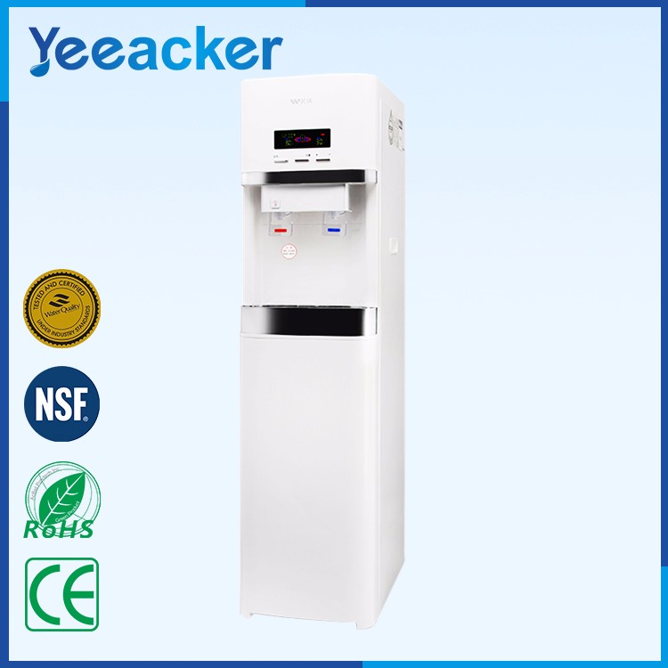 Hot And Floor Standing Water Dispenser
