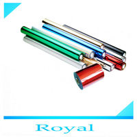 12micron Hot stamping foil for paper/plastic/greeting card/phone cover
