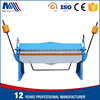 2.5mm plate folding machine manual sheet bending machine