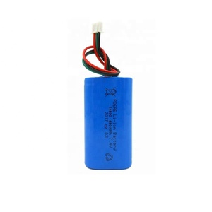 Custom Wholesale price rechargeable 14500 li-ion battery 7.4v 650mah