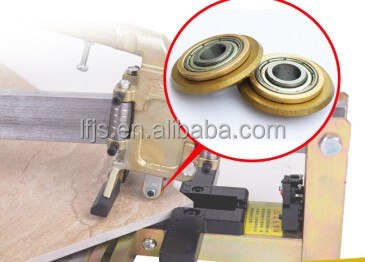 China best price Replacement Titanium Scoring Wheel Big Clinker <strong>Cutters</strong> 22x6x6