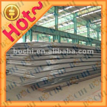 DIN 17100, DIN 17102, EN10025, ASTM, ASME, GB/T1501, JIS G3106 Low Alloy Steel Plate