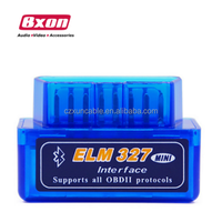 Latest Version V2.1 Super Mini ELM327 Bluetooth OBD2 Scanner ELM327 Bluetooth For Multi-brands CAN-BUS