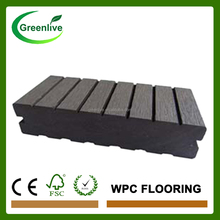 Crack Resistant Germany Wood Plastic Composite Laminate Flooring