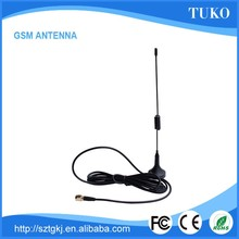 China manufacturer sma connector wifi tv car Magnetic base gsm Antenna