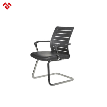 Confortable office chair, elegant indoor plastic chair/conference chair