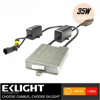 Cars And Trucks Smart System CE ROHS HID CANBUS Ballast 35w 55w Single Beam Xenon Conversion Kits