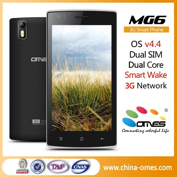 Reasonable Price 4 inch Dual Sim GSM quad-band android 4.4.2 mobile phone prices in dubai
