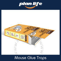 PLAN LIFE Hot Melt Glue Snare Mouse Rat Glue Trap Rodent Catcher