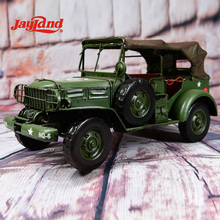 Army Jeep Model Scale 1/12, Arts and Craft Decoration, Gift items, Antique Collections