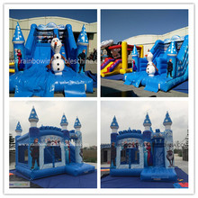 Inflatable frozen bouncer /Inflatable Cartoon Castle/Inflatable Game