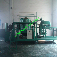 Used Mariane Engine Oil Purifier Machine,Used Motor Oil Recycling machine,no clay,get base oils