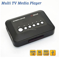 1080P HD SD/MMC TV Videos SD MMC RMVB MP3 Multi TV USB HDMI Media Player