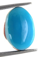 7.41 Ct Certified Turquoise Stone