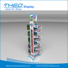 2 Sided Wire Combo Display Rack for Chewing Gum