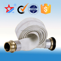 2015 Best Sell High Quality Canvas Fire Fighting Hose