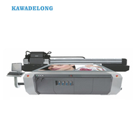 CE approved 2516 size ( 250cm*160cm) for metal, ceramic, glass, wood, plastic, pvc etc flatbed uv printer