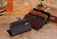Luxury Book Leather Wallet Case for Samsung Galaxy Note 3 Retro Book Leather Case for Samsung Galaxy Note 3