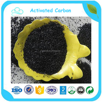 High adsorption air purification coconut shell extruded activated carbon