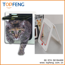 Fits all wall and door pet door /4 ways pet door /cat flap
