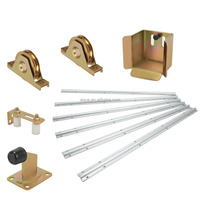 sliding door track and pulley,sliding doors rollers wheels