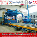 Q6920 steel plate shot blasting painting line Namely steel plate cleaning equipment