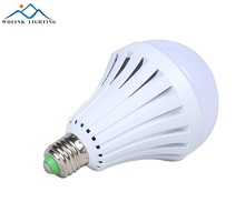 Patent Outdoor Mini Motion Sensor No-Glare R80 Omni LED Light Bulb E27
