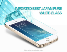 empered Glass Screen Protector For iPhone5 iPhone5C iPhone 5s 0.26mm screen protector tempered glass Shenzhen Manufacturer